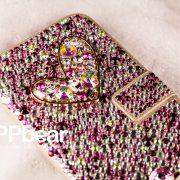 三星 note5 手機套保護套來圖訂製殼華麗的愛 (17)